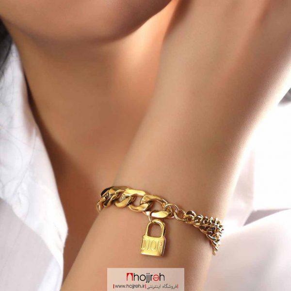 خرید دستبند استیل حجره گارنت کالکشن