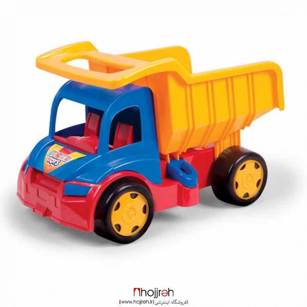 خرید کامیون زرین تویز طرح معدن 120 کیلویی حجره اسباب بازی حمید