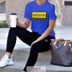 خرید ست دو تیکه Adidas حجره سویل بوتیک