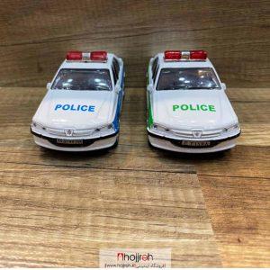 خرید ماشین فلزی پژو (پلیس) حجره اسباب بازی حمید