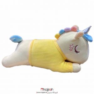 خرید عروسک پولیشی یونیکورن حجره اسباب بازی حمید