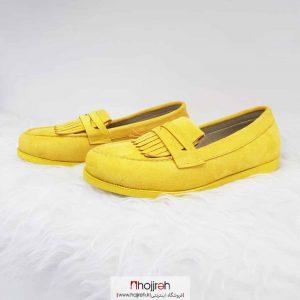 خرید کفش اسپرت دخترانه مدل سرخ پوستی حجره مهدیسا