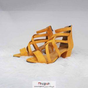خرید کفش تابستانی پاشنه ۵ سانت حجره کیف و کفش مهدیسا