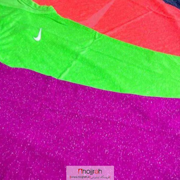 خرید تیشرت نخ پنبه دخترانه نایک حجره سویل بوتیک
