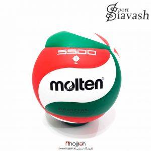 خرید توپ والیبال مولتن (molten) حجره لوازم ورزشی سیاوش