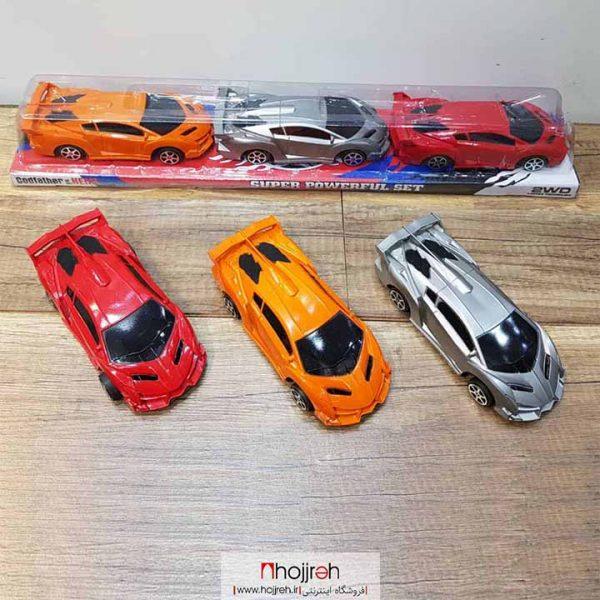 خرید ماشین سه عددی حجره اسباب بازی حمید