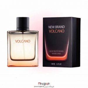 خرید ادوتویلت مردانه مدل Volcano ولکانو نیو برند 100 میل حجره آرانو