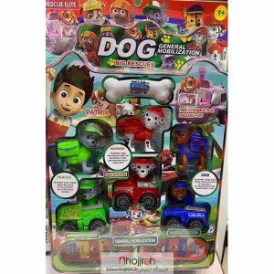 خرید روکارتی سگهای نگهبان حجره اسباب بازی حمید