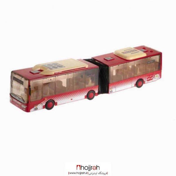 خرید اتوبوس BRT درج حجره اسباب بازی حمید