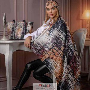 خرید ست روسری و کیف طرح DIOR حجره روشا گالری