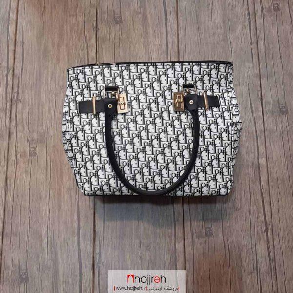 خرید کیف دستی سه زیپ زنانه طرح Dior حجره روشا گالری
