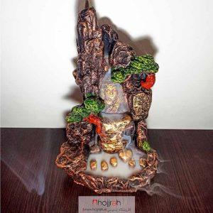 خرید جای عود آبشاری بودا از حجره