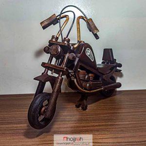 خرید موتور چوبی هارلی دیویدسون از حجره