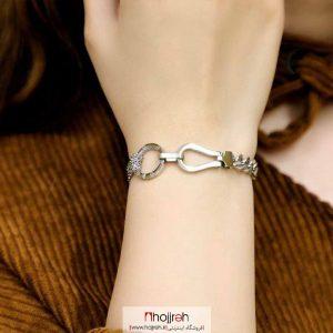 خرید دستبند استیل از حجره