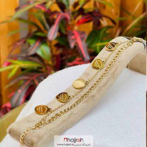خرید دستبند استیل طرح تبفانی از حجره