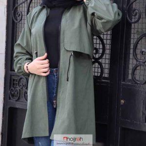 خرید مانتو شنلدار از حجره آلبا شاپ