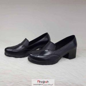 خرید کفش زنانه طبی مدل دو تیکه حصیری از حجره