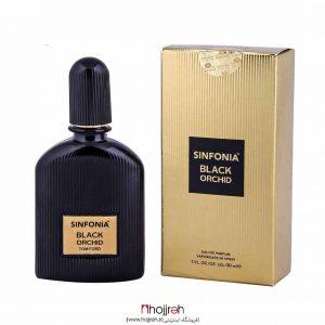 خرید عطر جیبی مردانه سین فونیا مدل Black Orchid حجم 30 میلی لیتر حجره آرانو