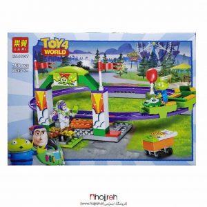 خرید لگوی داستان اسباب بازی های ۴ حجره اسباب بازی حمید