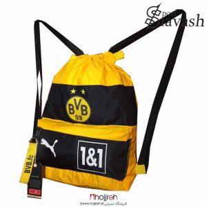 خرید ساك و کوله ورزشی حرفه ای تیم بورسیا دورتموند حجره لوازم ورزشی سیاوش