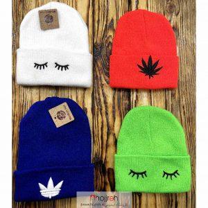 خرید کلاه دخترانه ادیداس ماریجوانا و چشم از حجره