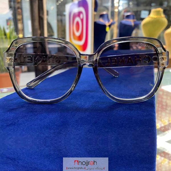 خرید عینک آفتابی uv400 طرح CHANEL حجره گارنت کالکشن